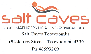 Salt Caves Card
