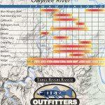 Owyhee River Hatch Chart | Fly Fishing Oregon