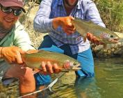 Fishing the Boise River in Idaho - TRR Outfitters