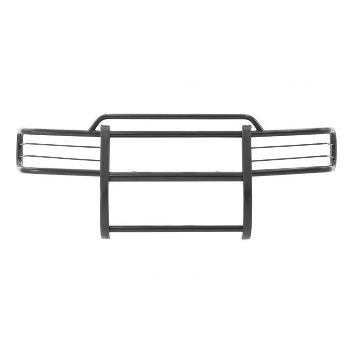 1998-2000 Ford Ranger Black Grill Guard and Brush Guard