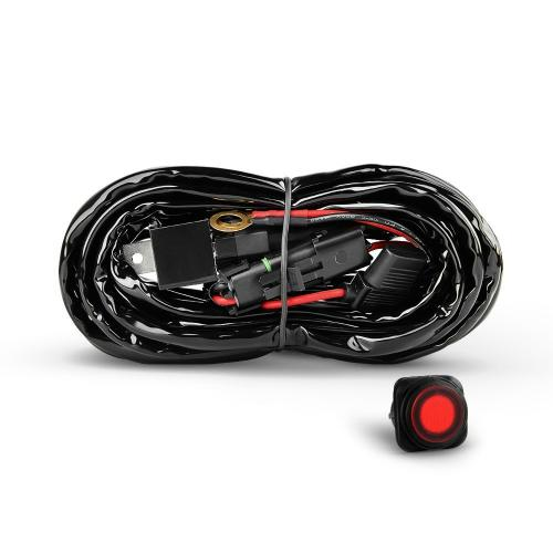 Nilight Wiring Harness Install