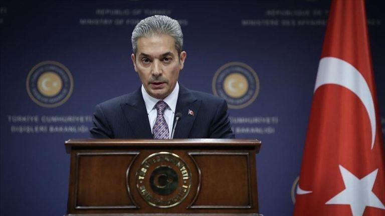Турция продолжает защищать свои права в Восточном Средиземноморье