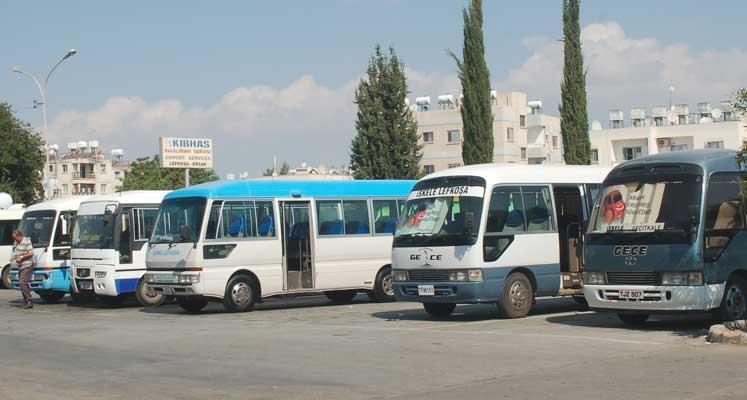 Общественный транспорт начинает работать с 8 июня