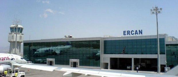 История аэропорта Эрджан