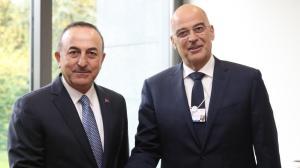 Ο Υπουργός Çavuşoğlu θα συναντηθεί με τον Έλληνα ομόλογό του