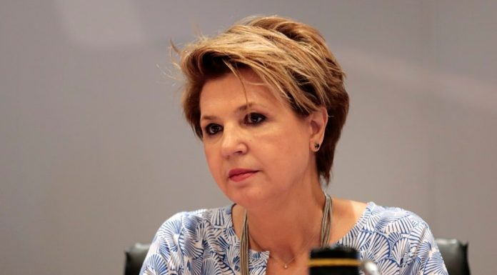 Η δημόσια διοίκηση στη συνάντηση της O. Γεροβασίλη με εκπροσώπους της τρόικας