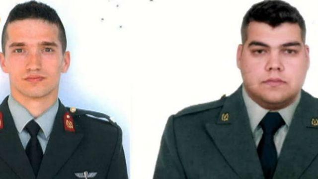 Απορρίφθηκε για τρίτη φορά το αίτημα αποφυλάκισης των δύο Ελλήνων στρατιωτικών