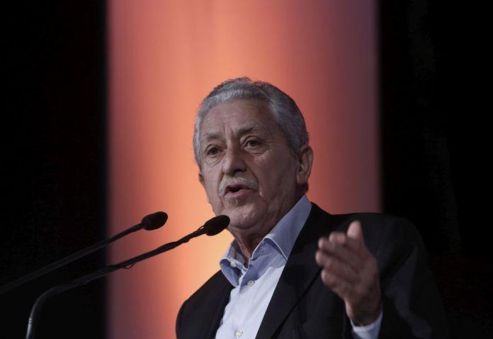Κουβέλης: Θα υπάρξει σύγκρουση με συμφέροντα και υπαρκτά προβλήματα (audio)
