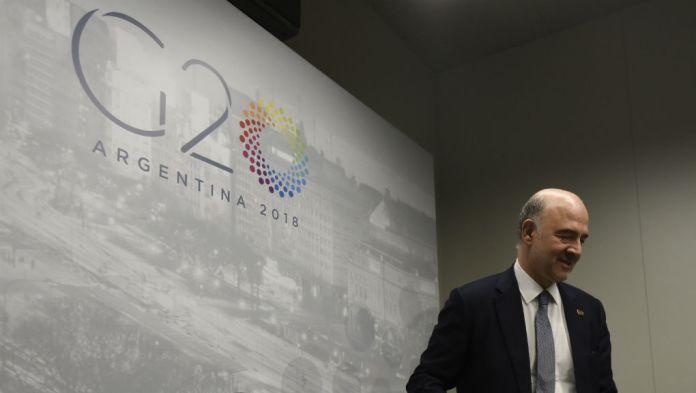 Σύνοδος των G20 : Στον Ντόναλντ Τραμπ η ΕΕ απαντάει ότι είναι «σύμμαχος», όχι «εχθρός» των ΗΠΑ