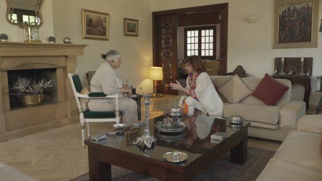 ΕΡΤ1 – Προσωπικά «Οι Ελληνίδες του Μαρόκου και η θέση της γυναίκας στο εξωτικό βασίλειο»