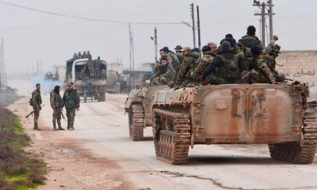 Ιντλίμπ: Προελαύνουν οι συριακές δυνάμεις – Διπλωματικός πόλεμος Άγκυρας & Μόσχας