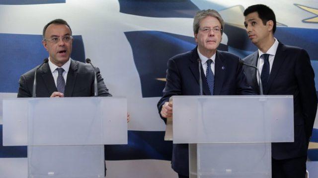 Συνάντηση Σταϊκούρα-Τζεντιλόνι-Τον Ιούνιο οι αποφάσεις για διακράτηση ελληνικών ομολόγων (video)