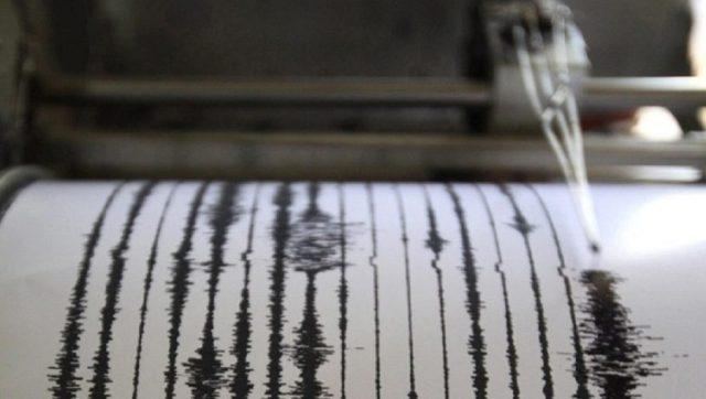 Σεισμική δόνηση 4,5 Ρίχτερ με επίκεντρο κοντά στην Κυλλήνη