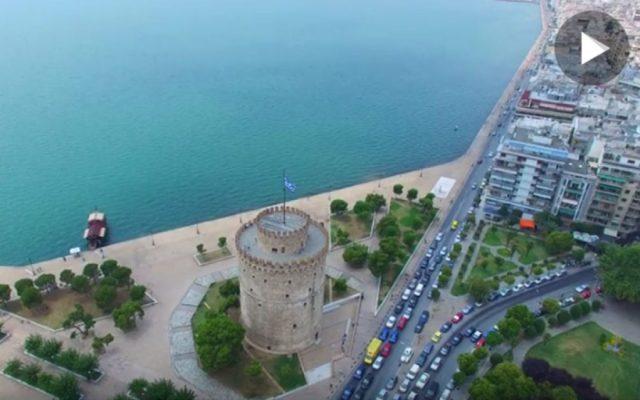 Θεσσαλονίκη: Μειωμένη κατά 25% η συγκέντρωση του SARS-CoV-2 στα λύματα μετά από 6 εβδομάδες