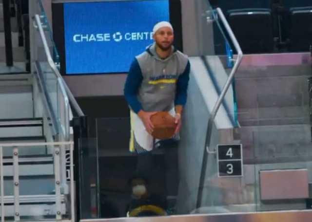 NBA: Το «τερμάτισε» ο Κάρι με τρίποντο από την κερκίδα του γηπέδου (video)
