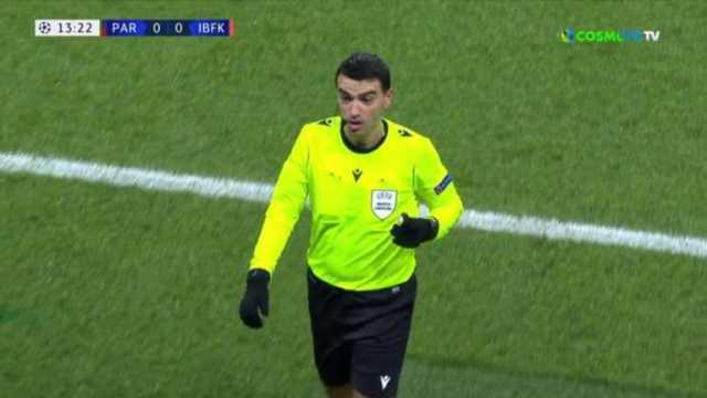 "Champions League: Το ""ala negru"" που ""τίναξε"" το ματς στον αέρα (video)"