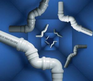 polipropilenovy`e kanalizatcii