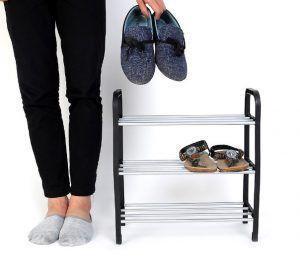 Фото: подставки для хранения обуви