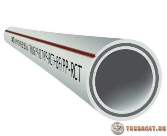 фото: пластиковые трубки экопластик чехия