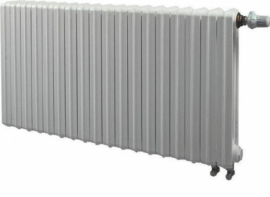 Фото – современный чугунный радиатор