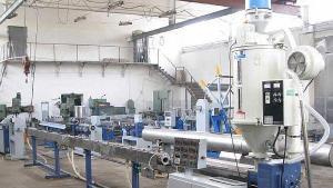 Фото - установка для производства полипропиленовых трубок