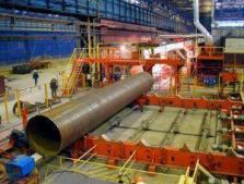 Фото: Как изготавливают стальные бесшовные трубопроводы