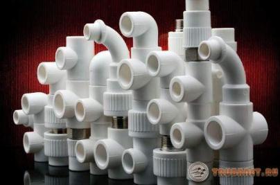 Фото: Фитинги для пластиковых трубопрокатов