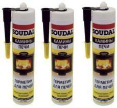 Фото: герметичные вещества для печей