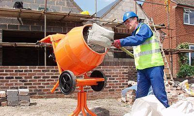Фото - цемент бетон қоспасын дайындау