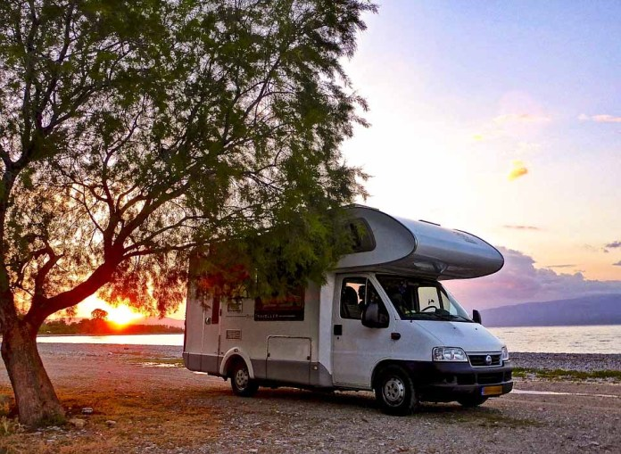 motorhome categoria