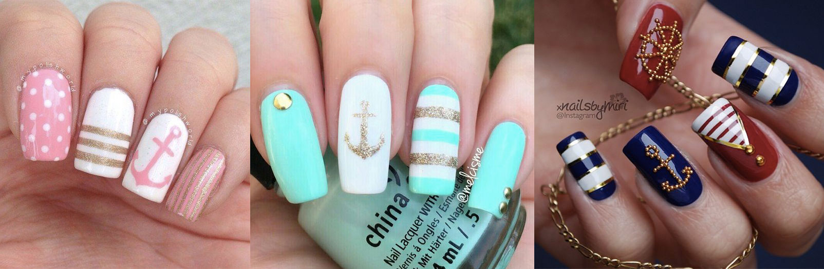 Nail Art Estate 2017 Marinaretta