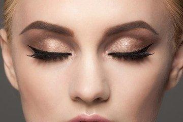Make Up Occhi Marroni Foto Stylosophy