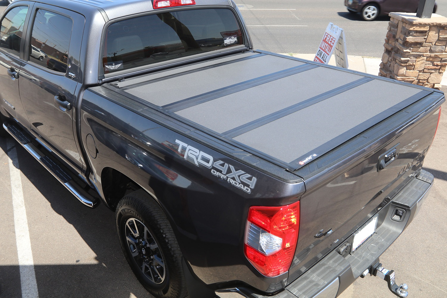 hight resolution of 2007 2019 tundra 5 6 bed bakflip mx4 448409