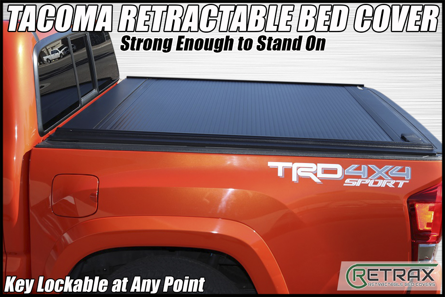 2016 2019 Toyota Tacoma Hard Truck Bed Covers Truck
