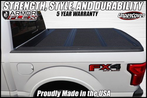 small resolution of armor flex hard folding truck bed cover by undercover