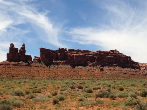 Battleship Rock - Valley of the Gods - Truck Camper Adventure