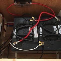 How To Connect Solar Panel Inverter Diagram Wiring Of A Three Way Switch Power 101  Truck Camper Adventure