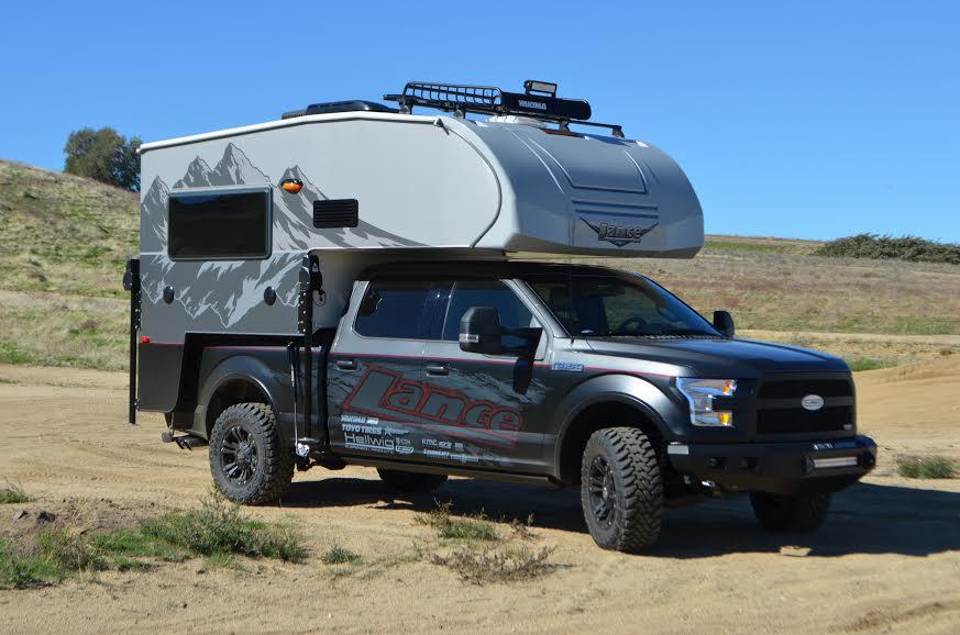 In The Spotlight The 2016 Lance 650 Overland Adventure