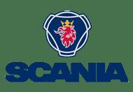 Scania-truck e car
