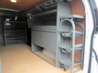 Adrian Steel Ladder Racks for Cargo Vans - Pacific Truck ...