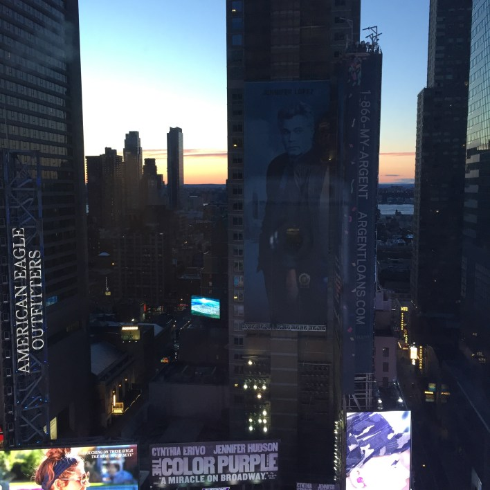 Double Tree Suites Times Square
