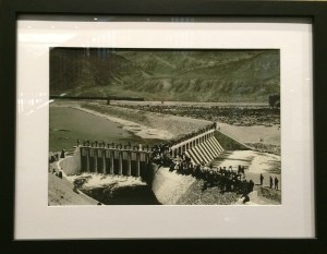 Derby Dam (1905) diverts Truckee River Water away from Pyramid Lake