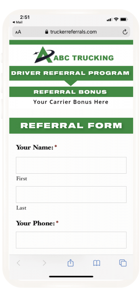 TruckerReferral_Phone