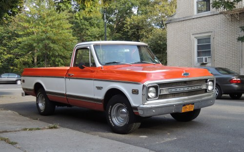 small resolution of spotlight 1970 chevy truck classic series