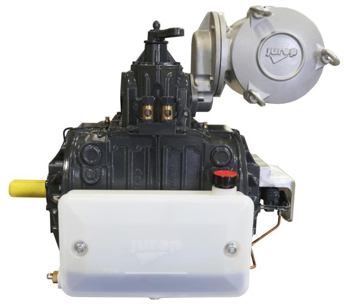 Jurop LC300 Vacuum Pump & Filter   TruckHydraulicsUSA com