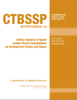Safety Impacts of Speed Limiter Device Installations on Commercial Trucks and Buses