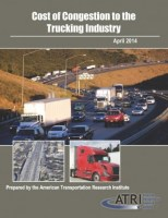 Cost of Congestion to the Trucking Industry