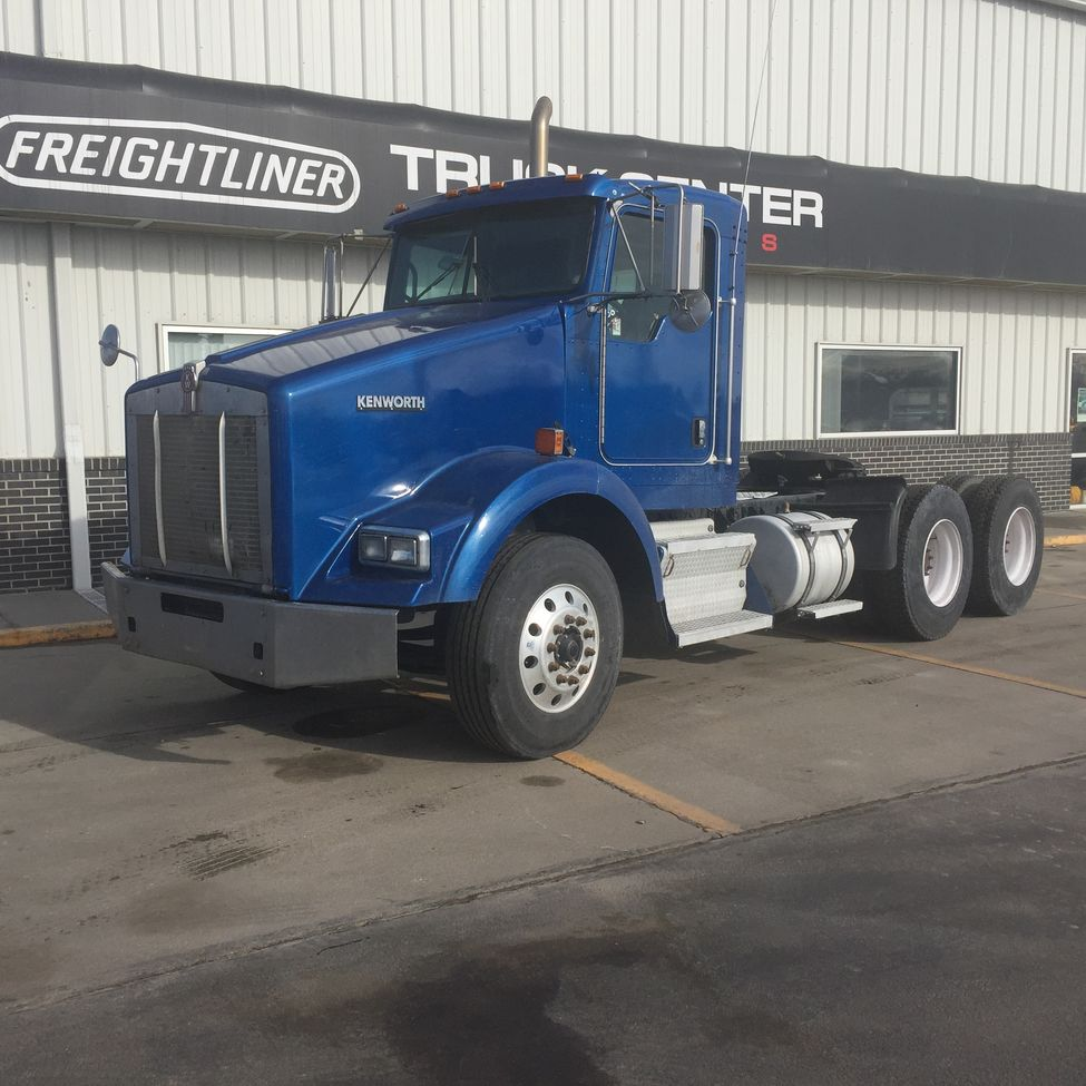 hight resolution of used 2007 kenworth t800 for sale