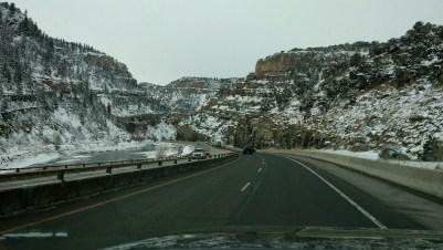 Glenwood Canyon, CO.