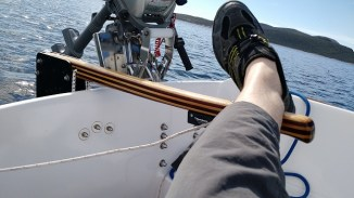 Relaxed sailing!